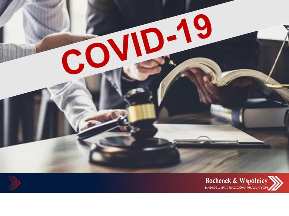 Działanie sądów i rozpatrywanie spraw frankowych w czasie pandemii koronawirusa (Covid-19)